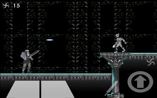 【免費街機App】Cybernetic Ninja-APP點子