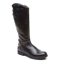 Geox Agata Zip Leather Boot BOOTS