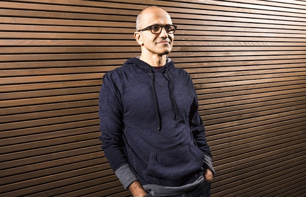 Satya Nadella named as Microsoft's new CEO, effective immediately