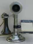 Candlestick Phones - Century Split Shaft Candlestick Telephone