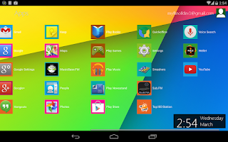Screenshot of Metro UI Launcher 8 Pro