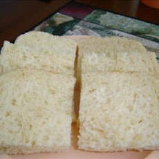 Farmhouse White Bread (bread Machine)
