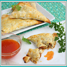 Baked Chicken Samosas (Throwback Thursday)