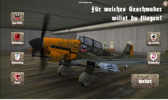 Screenshot of BATTLE KILLER STUKA 3D DEMO