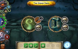 Screenshot of Elder Sign: Omens