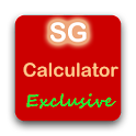 SG Calculator Exclusive icon