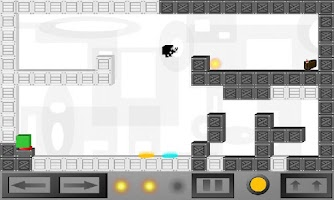 Screenshot of Portal Slingshot