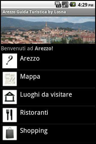 Arezzo Guida Turistica Losna