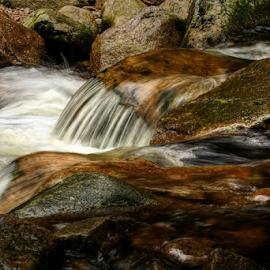 ...po kamen� sk�� by Irena Brozova - Landscapes Waterscapes