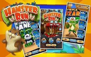 Screenshot of Hamster Run