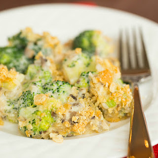 Homemade Broccoli Casserole