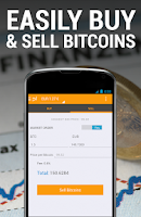 Screenshot of MtGox Mobile
