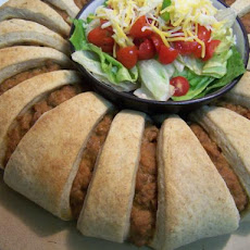 Homemade Taco Ring