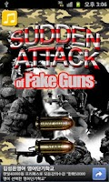 Screenshot of Sudden Attack of Fake Guns