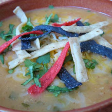 Max & Erma's Chicken Tortilla Soup