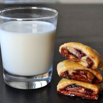 Peanut Butter and Jelly Roll-Up Cookies