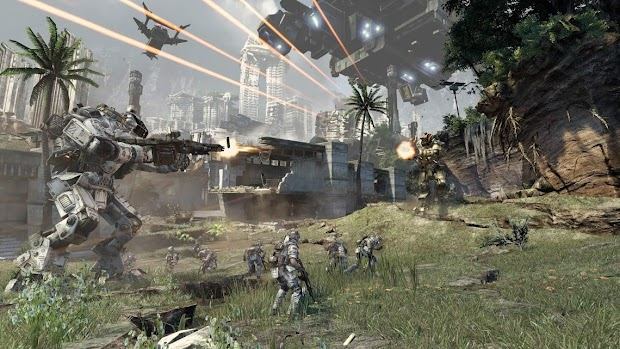 Your pre-order of Titanfall arrive early? You won't get banned says Respawn co-founder