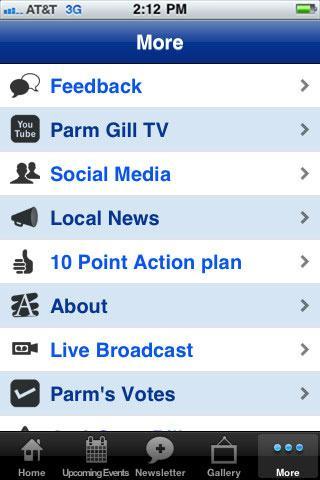 玩教育App|MP Parm Gill免費|APP試玩
