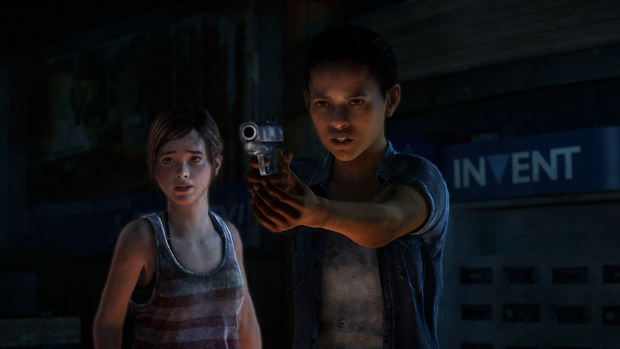 Left Behind story DLC arrives of The Last Of Us today