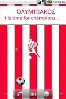 Screenshot of Olympiakos Wallpaper