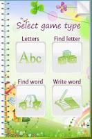 Screenshot of Kids Alphabet Lite