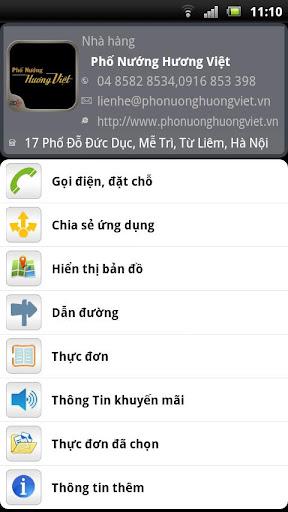 Phố Nướng Hương Việt