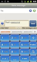 Screenshot of (EvenBetter)NumberPad Keyboard