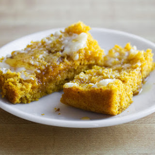 Maple Pumpkin Cornbread