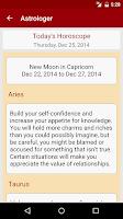 Screenshot of Astrologer