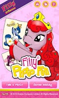 Screenshot of Filly® Photo Fun