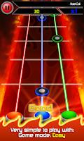 Screenshot of Heroes of Guitar: Devil Rising