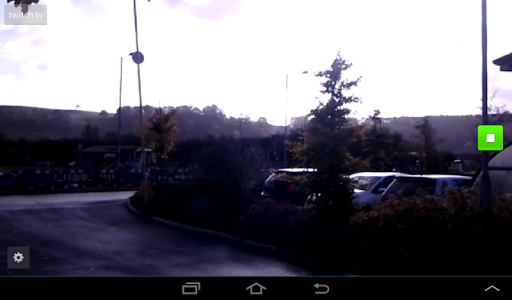 Video Broadcaster + - screenshot