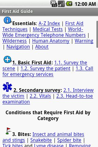 First Aid Guide Home Doctor