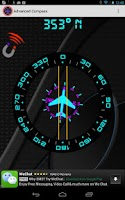 Screenshot of Advanced Compass
