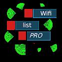 WiFi List widget PRO icon
