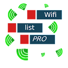 WiFi List widget PRO icon