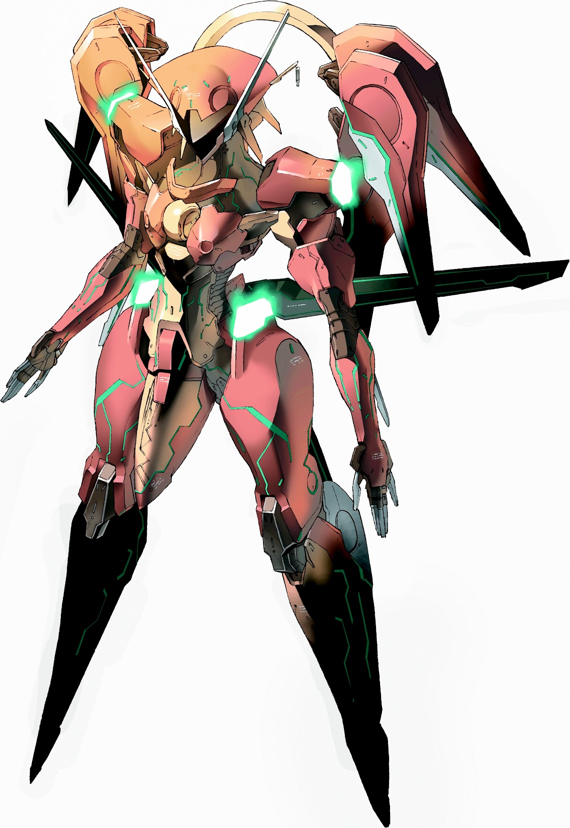 Zone of the Enders: The 2nd Runner Artwork