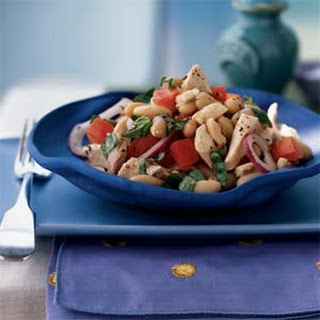 White Bean and Roasted Chicken Salad