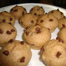 Peanut Butter Mini Muffins