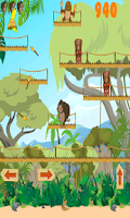 Screenshot of GorTiki Quest - Fun Game