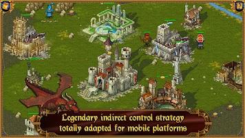 Screenshot of Majesty: Fantasy Kingdom Sim