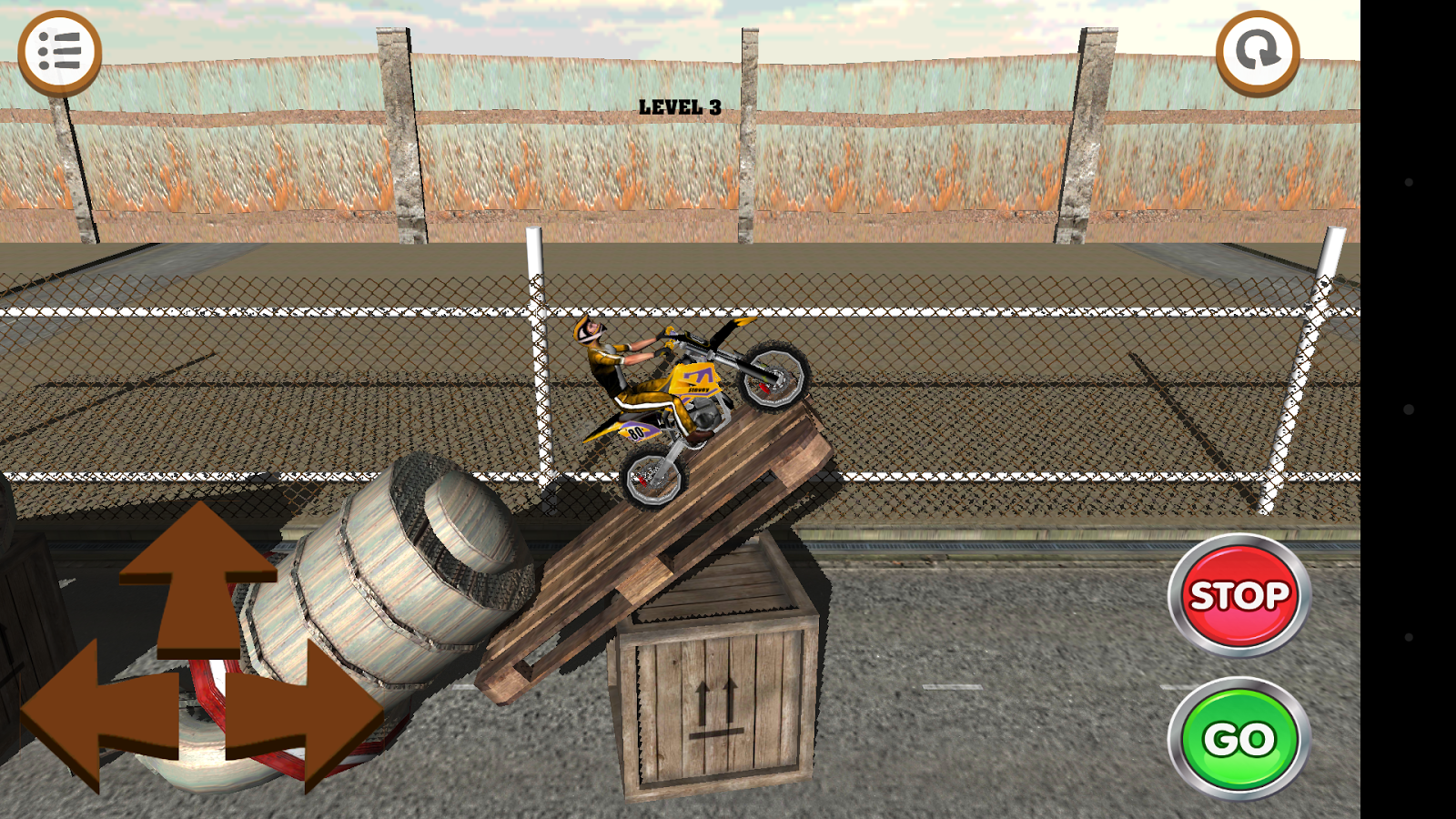 3D Motocross Bike: Industrial Screenshot 8