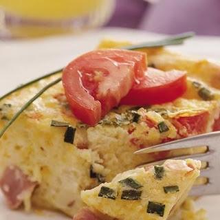 Egg Bake Flour Ham Recipes