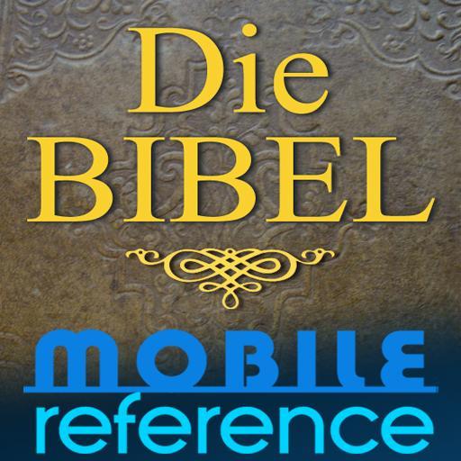 Die Bibel (Martin Luther vers) LOGO-APP點子