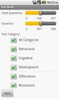 Screenshot of CLEP Edu. Psych. Exam Prep