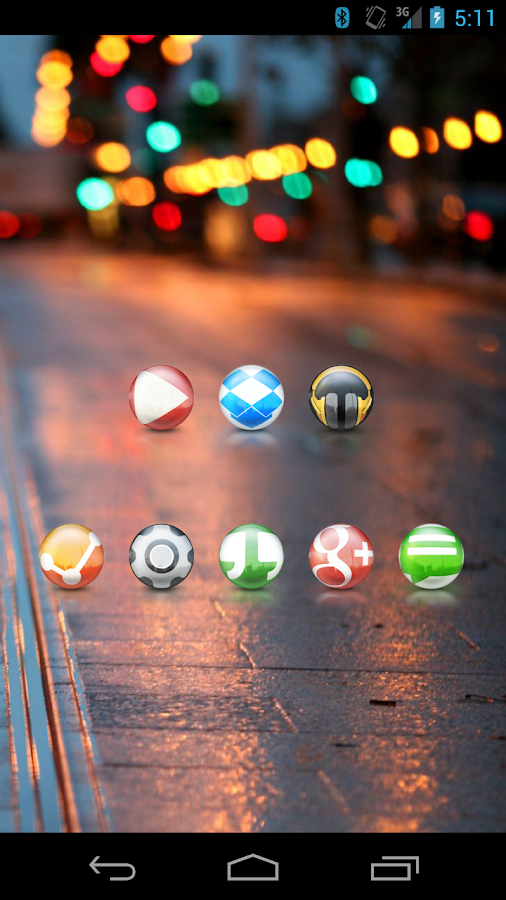 Tha Sphere - Icon Pack Screenshot 0