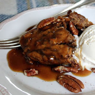 One-Pot Pecan Sticky Toffee Pudding