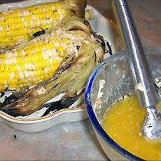 Grilled Cob Corn