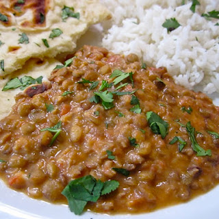 Brown Lentil Dahl Recipes