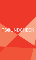 Screenshot of tsoundcheck to Go